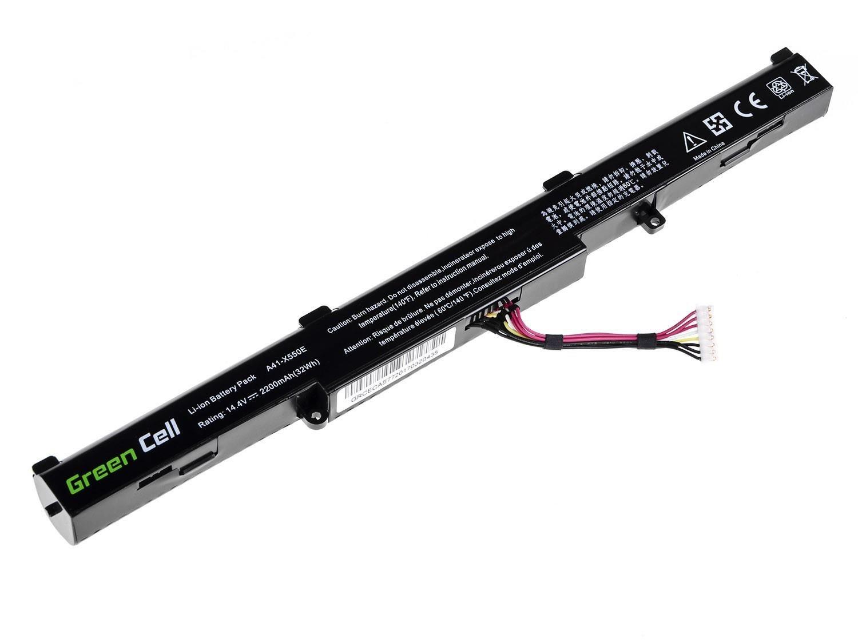 Green Cell Bateria do Asus A41-X550 14,4V 2200mAh