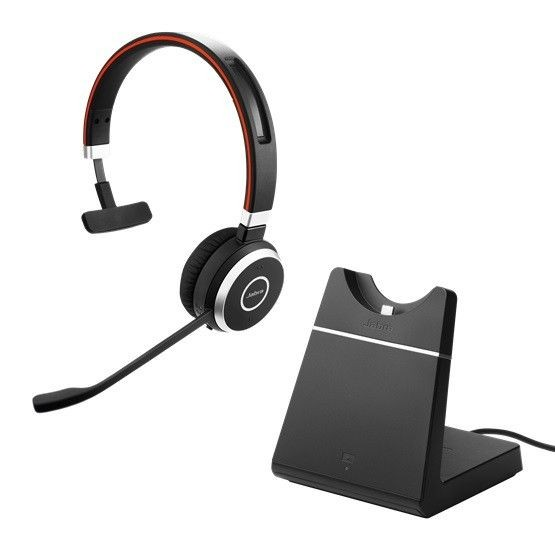 Jabra Evolve 65 MS Mono + charging stand