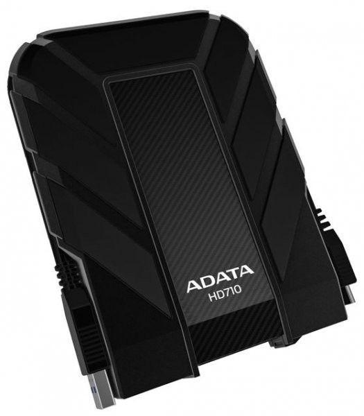 A-Data DashDrive Durable HD710 2TB 2.5'' USB3.1 Czarny