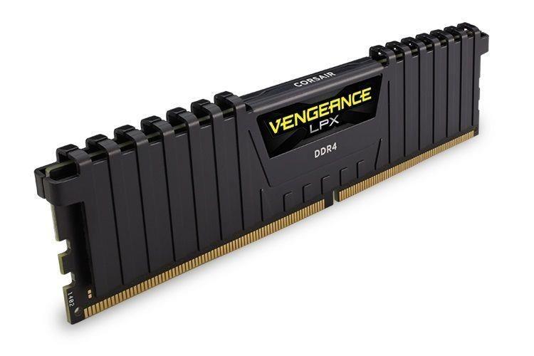 Corsair Vengeance LPX DDR4 16GB 2x8GB 2400MHz CL16 1.2V XMP 2.0 Black