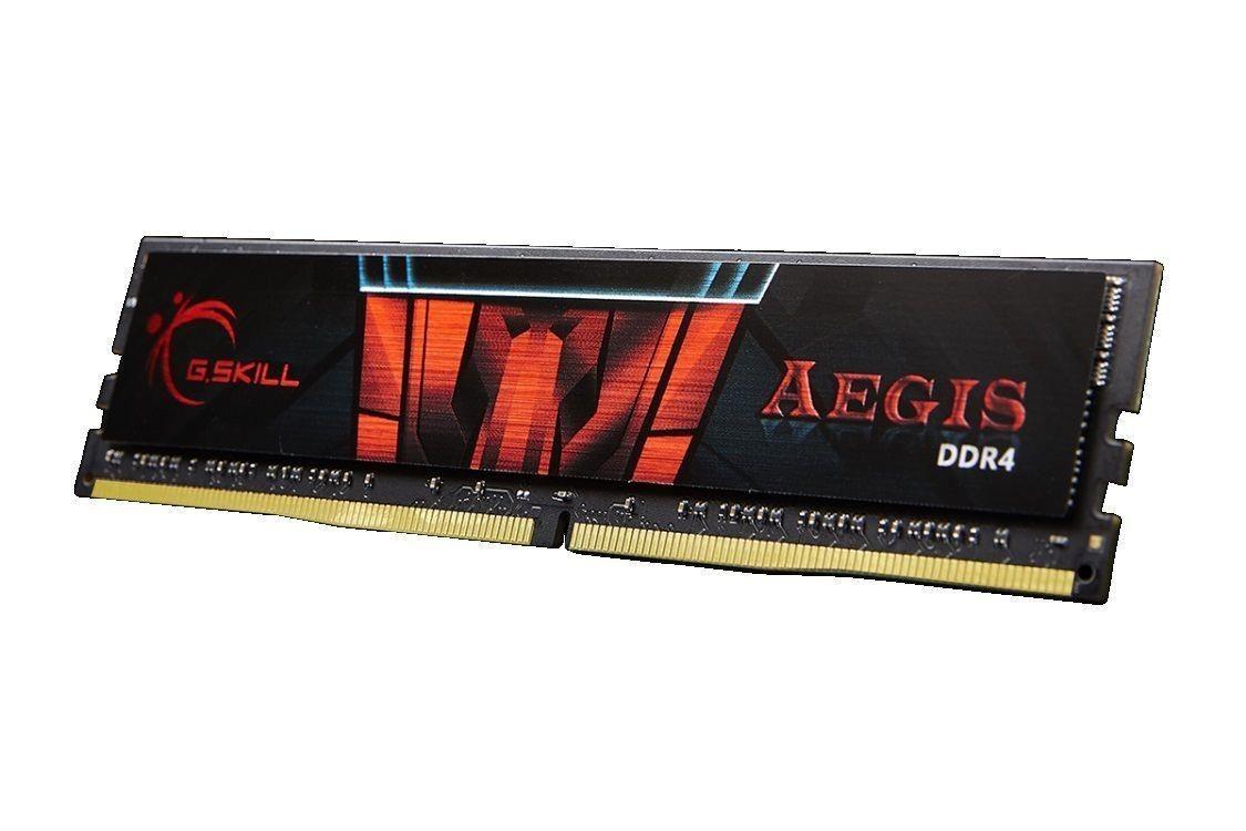 GSkill Pamięć do PC - DDR4 16GB (2x8GB) Aegis 2400MHz XMP2
