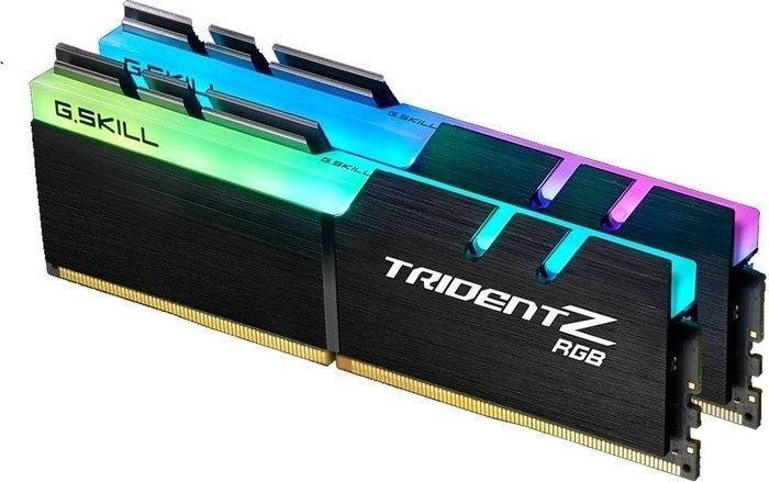 GSkill DDR4 32GB (2x16GB) TridentZ RGB 3600MHz CL17 XMP2