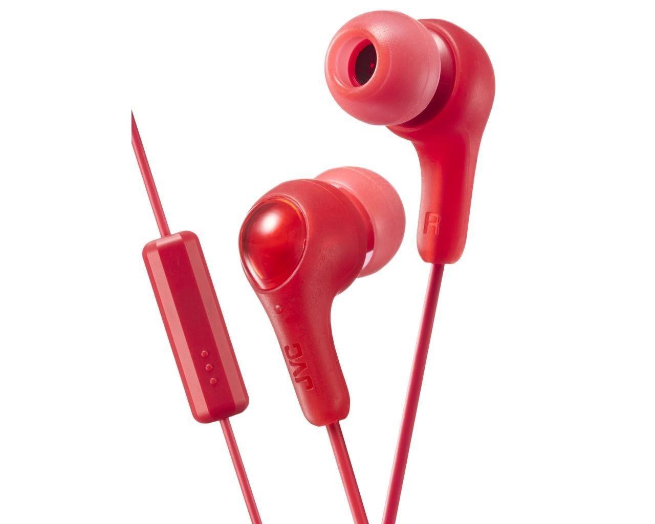 JVC HA-FX7M czerwone