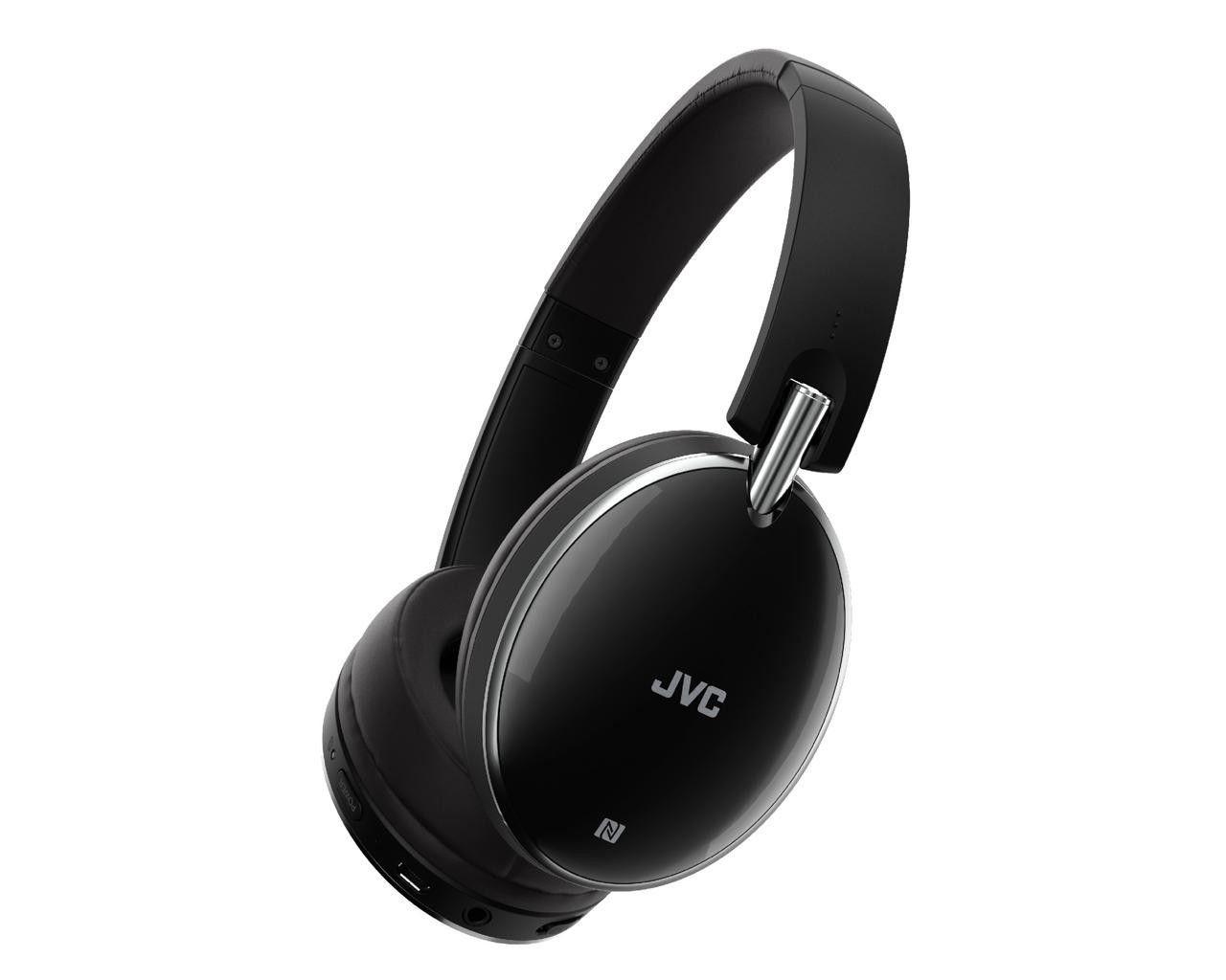JVC HA-S90BN czarne