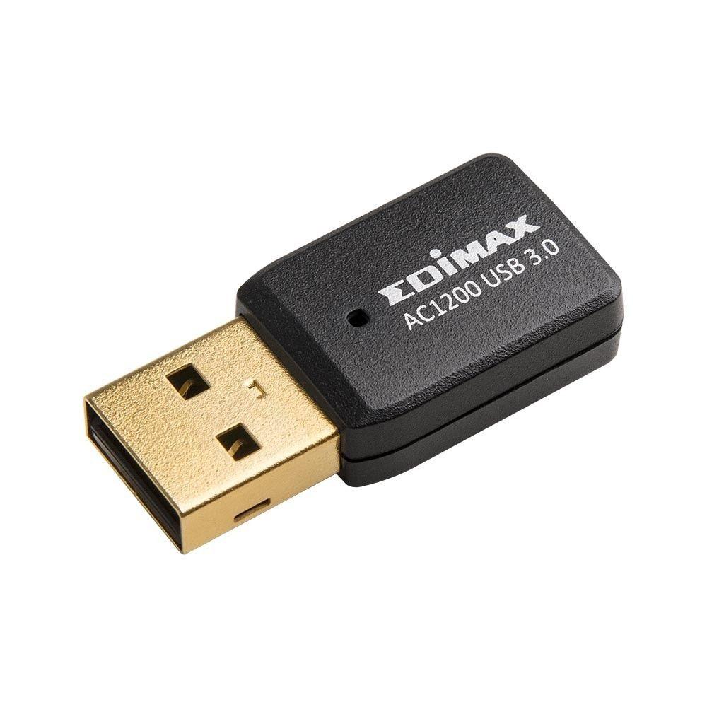 Edimax EW-7822UTC EW-7822UTC AC1200 Dual-Band MU-MIMO USB 3.0 Adapter