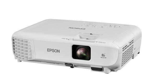 Epson Projektor EB-S05 3LCD SVGA 3200ANSI 15.000:1 VGA HDMI