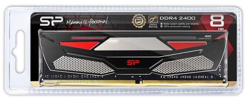 Silicon-Power SILICON POWER Pamięć DDR4 8GB 2400MHz CL17 1.2V heatsink