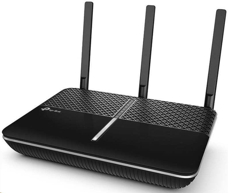 TP-Link Router Archer C2300 AC2300 4 x LAN-1Gb, 1 x USB