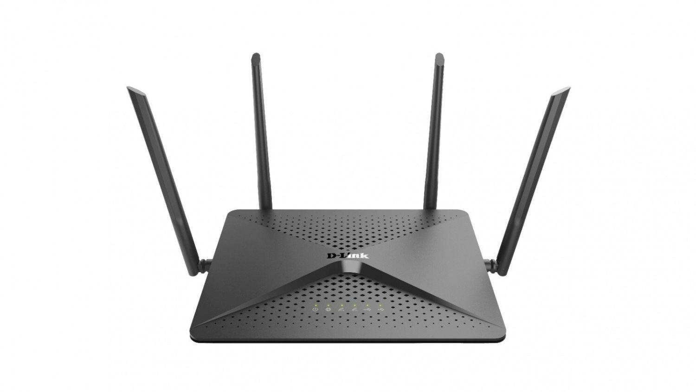 D-Link DIR-882 Router AC2600 1xWAN 4xLAN 2xUSB