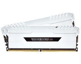 Corsair Vengeance RGB - DDR4 - 16 GB: 2 x 8 GB - DIMM 288-PIN - ungepuffert Die Vengeance Speichermodule sind für Übertaktung konzipiert. Die DIMMs der Vengeance-Module