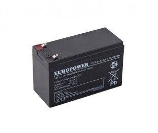 Europower Akumulator do UPS 12V 7,2Ah