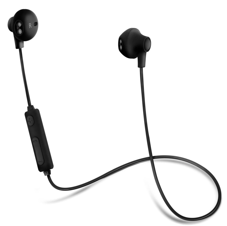 Acme Słuchawki BH102 z mikrofonem, Bluetooth, douszne