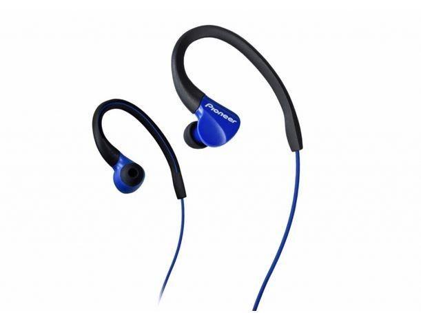 Pioneer SE-E3 niebieskie