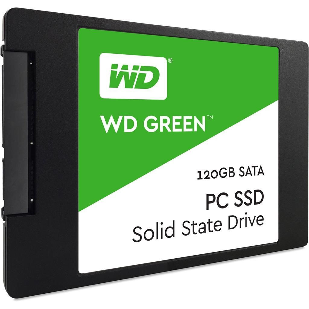 Western Digital Dysk WD Green SSD, 2.5'', 120GB, SATA/600, 7mm, 3D NAND