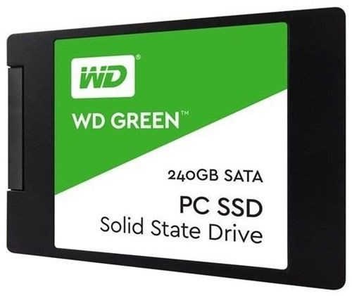 Western Digital Dysk WD Green SSD, 2.5'', 240GB, SATA/600, 7mm, 3D NAND