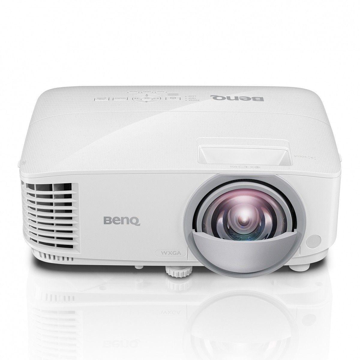 BenQ Projektor MW809ST DLP WXGA/3000AL/20000:1/HDMI/USB
