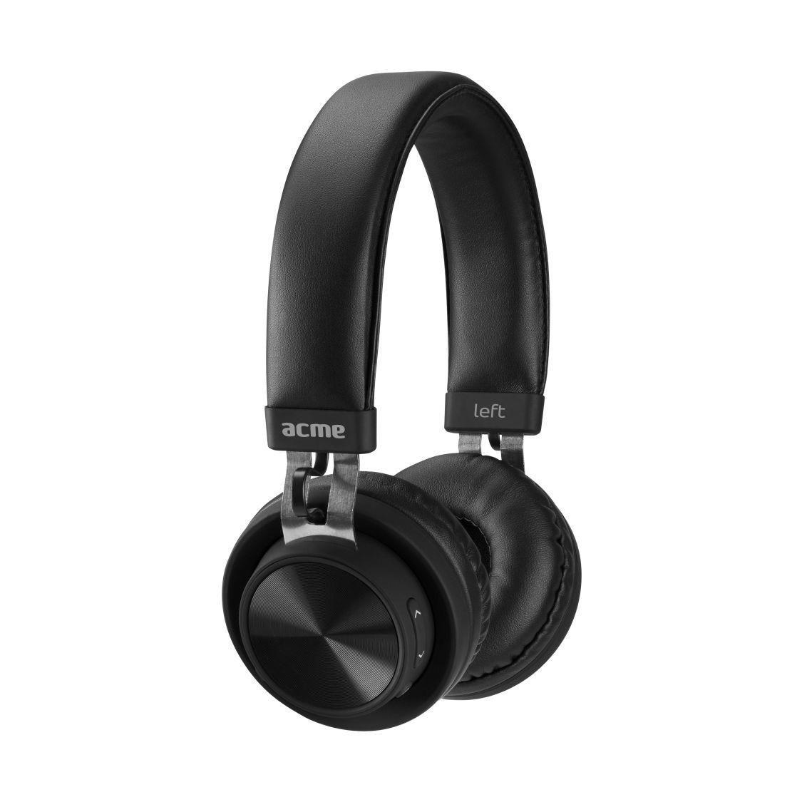 Acme Słuchawki z mikrofonem Bluetooth BH203 nauszne