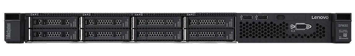 IBM Serwer Lenovo ThinkSystem SR630 Silver 4110 /16GB/RAID 530-8i/ 3Y NBD