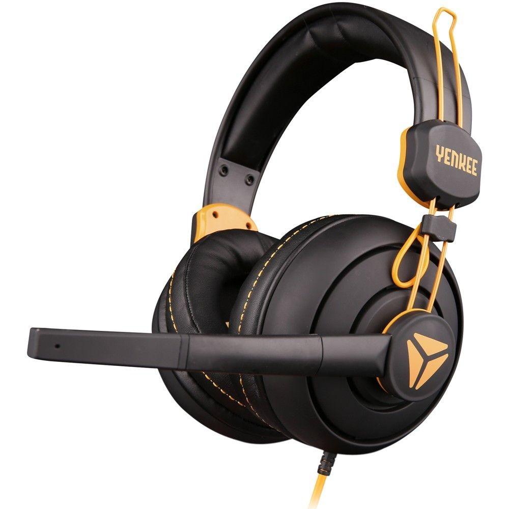 YENKEE Słuchawki z mikrofonem dla graczy YHP 3010 HORNET