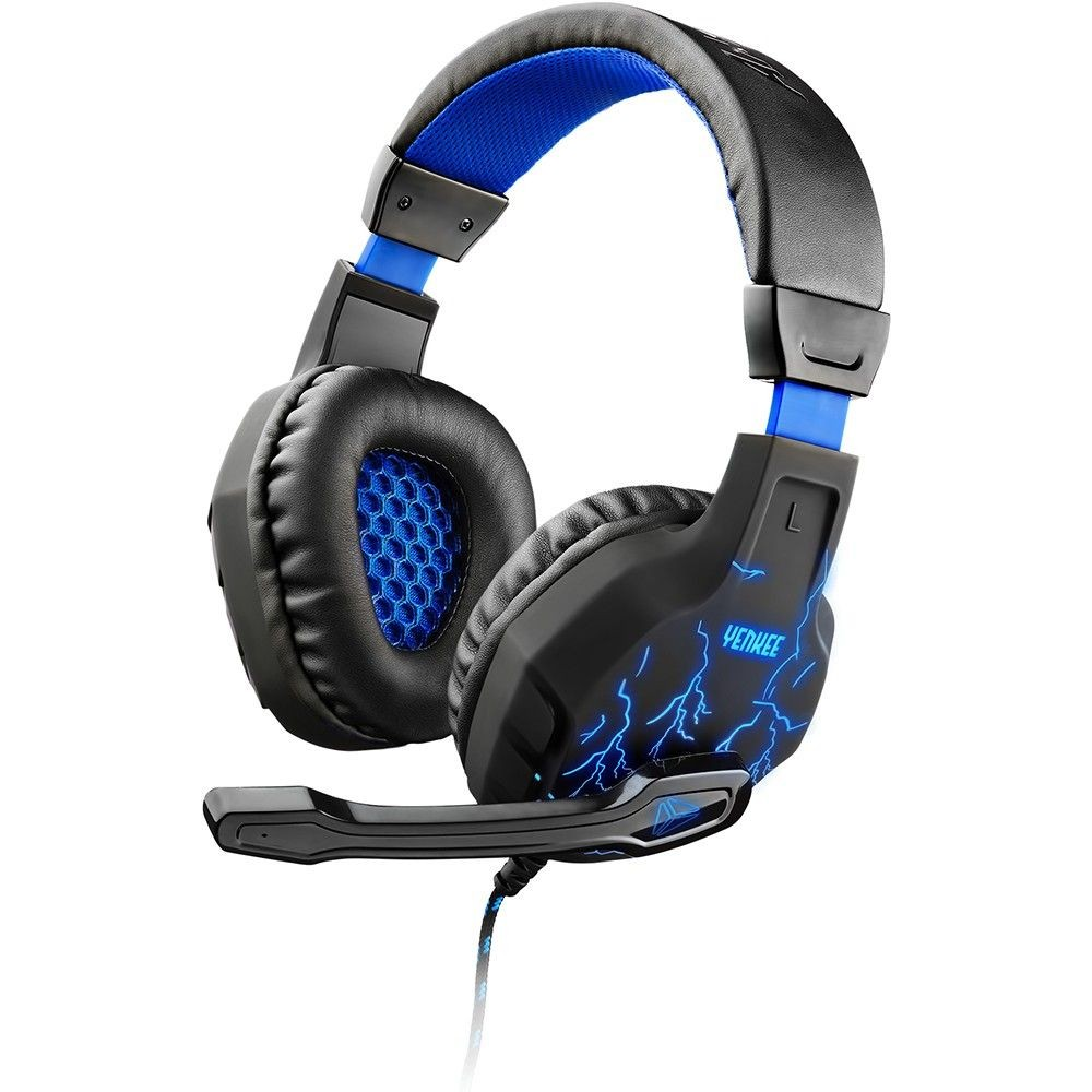 YENKEE Słuchawki z mikrofonem dla graczy YHP 3020 AMBUSH