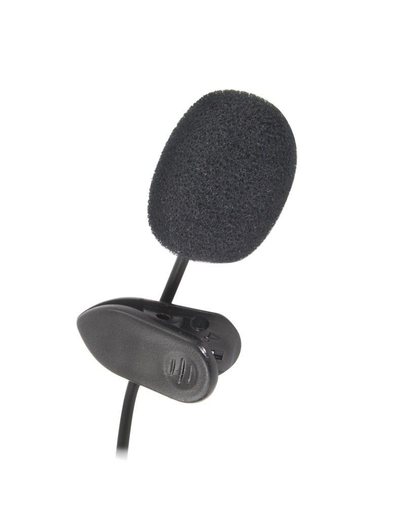Esperanza EH178 - 5901299947319 EH178 VOICE - Mini mikrofon z klipsem do mocowania