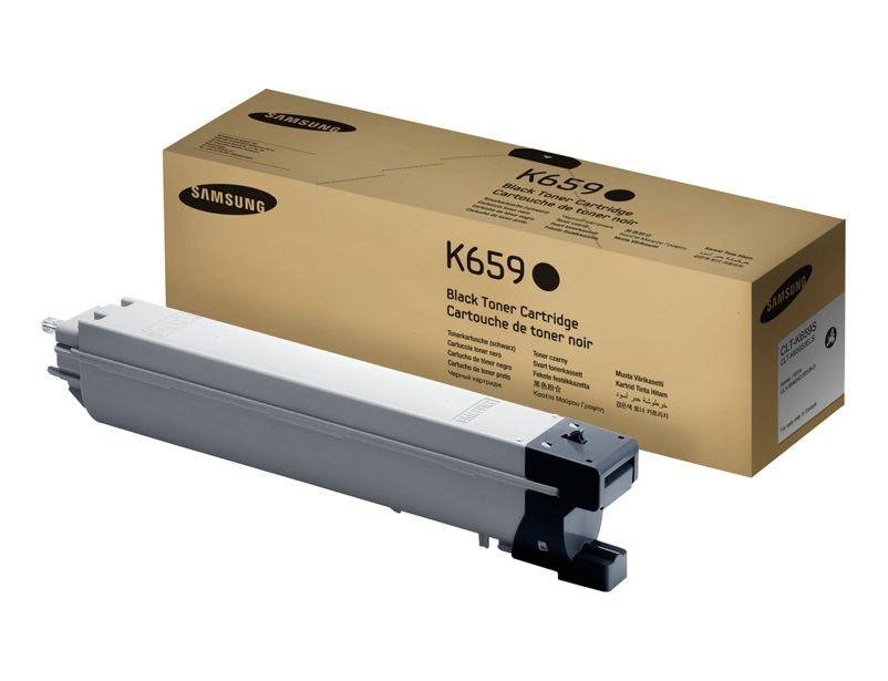 HP SAMSUNG CLT-K659S Black Toner Cartridge