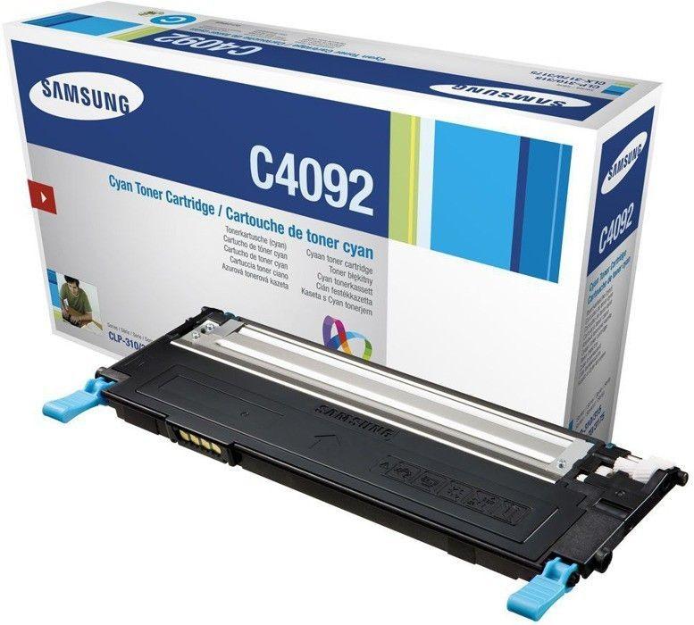 HP SAMSUNG SU005A Toner Samsung CLT-C4092S Cyan 1 000str CLP-310/CLP-315/CLX-3170/CLX-3175