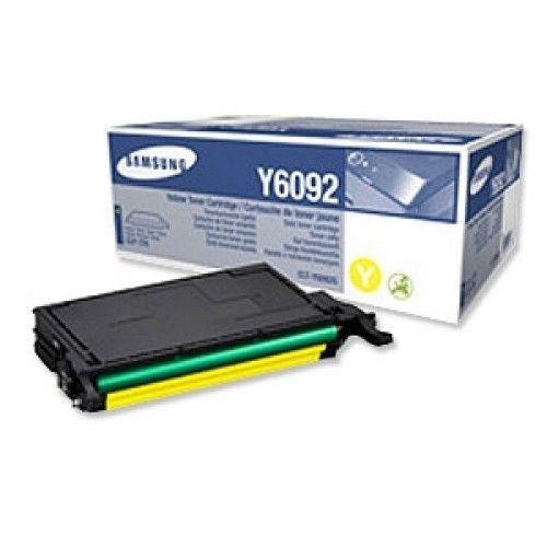HP SAMSUNG SU559A Toner Samsung CLT-Y6092S Yellow 7 000str CLP-770ND