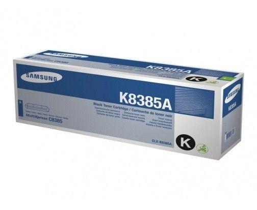 HP Samsung Toner CLX-K8385A - Schwarz
