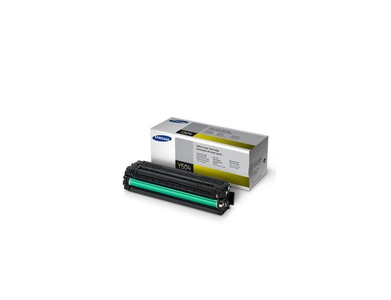 HP Samsung CLT-Y504S Yellow Toner