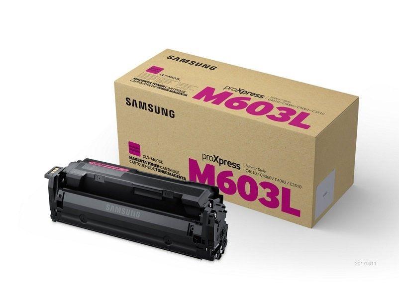 HP CLT-M603L High Yield Magenta Toner Cartridge