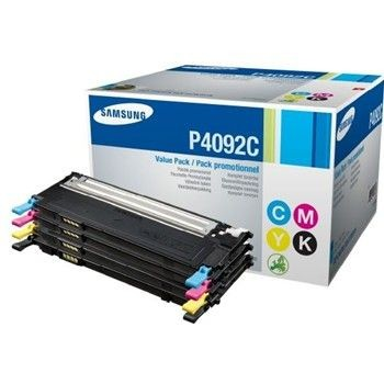 HP Samsung CLT-P4092C 4-pk CYMK Toner
