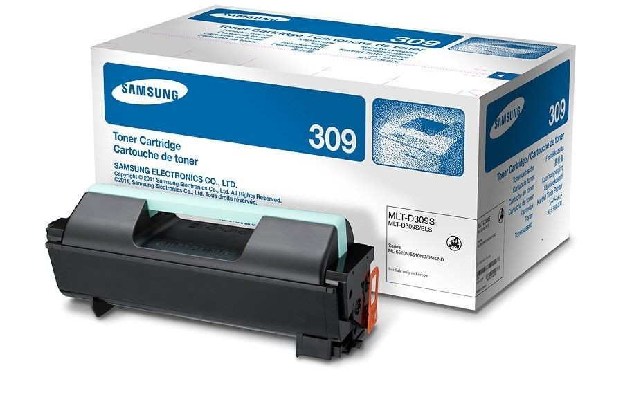 HP SV103A Toner Samsung MLT-D309S Black 10 000str ML-5510ND/ML-6510ND