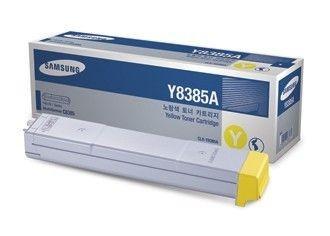 HP SAMSUNG CLX-Y8385A Yel Toner Cartridg