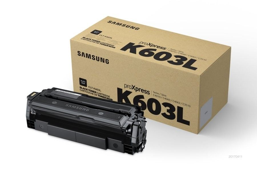 HP Samsung CLT-K603L H-Yield Black Toner