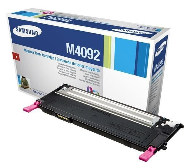 HP SAMSUNG SU272A Toner Samsung CLT-M4092S Magenta 1 000str CLP-310/CLP-315/CLX-3170/CLX-3175