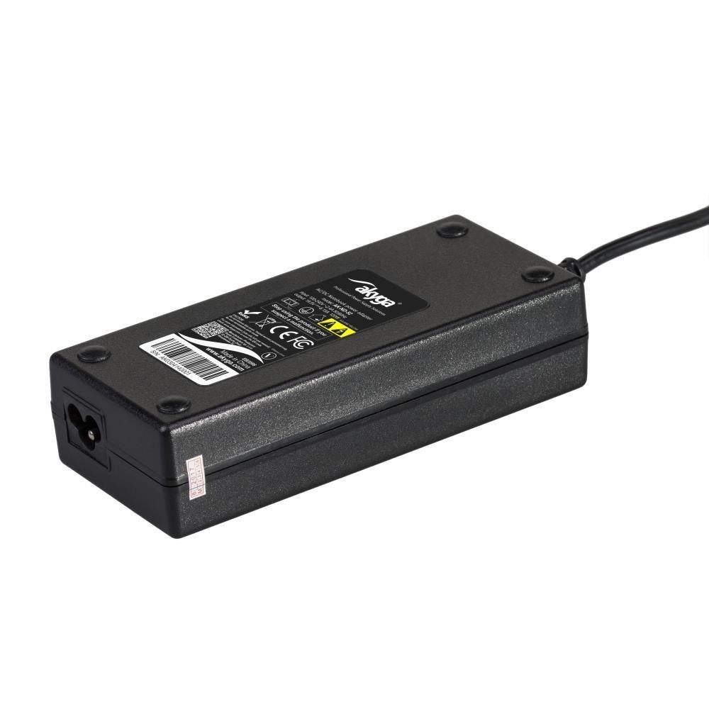 Akyga AKY AK-ND-52 zasilacz laptopa AK-ND-52 19.5V/6.15A 120W Square Yellow LENOVO slim tip