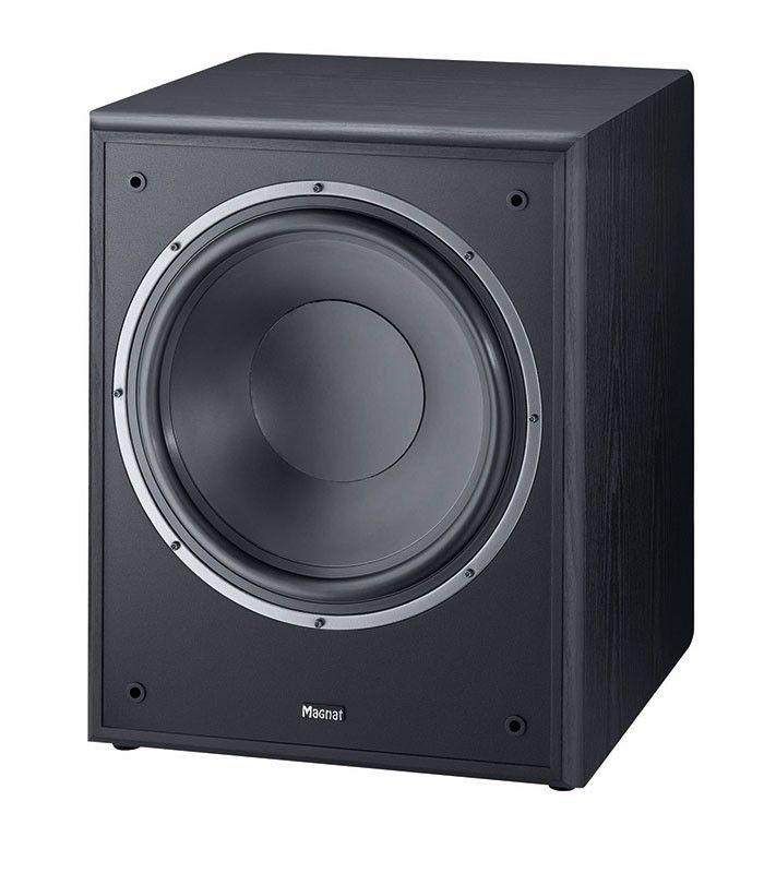 Magnat Monitor Supreme Sub 302 black + oeh151