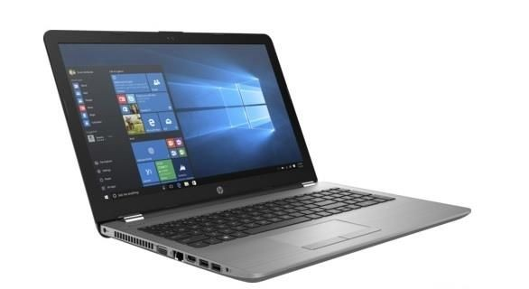 "HP Notebook 250 G6 15.6"" (1WZ02EA) Dark Ash Silver"