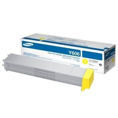 HP CLT-Y6062S Yellow Toner Cartridge