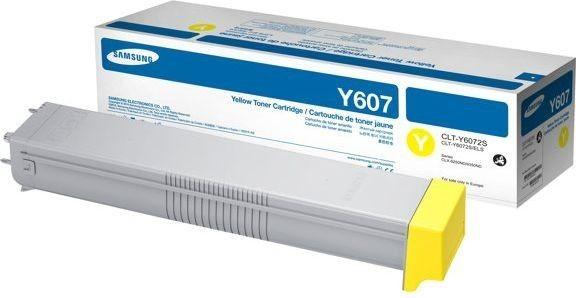 HP SS712A Toner Samsung CLT-Y6072S Yellow 15 000 str CLX-9252NA, CLX-9352NA