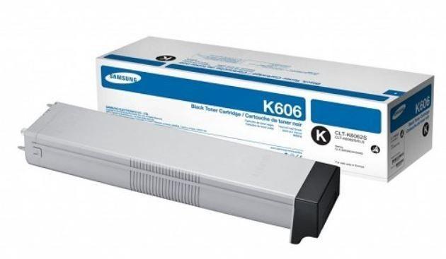 HP Samsung CLT-K6062S Black Toner Cartridge