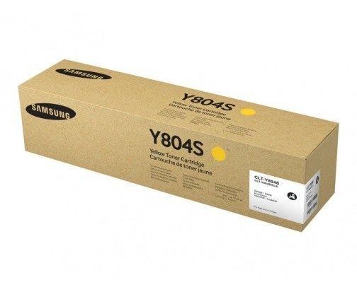 HP CLT-Y804S Yellow Toner Cartridge