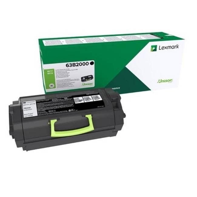 Lexmark Toner MX717,718 11K BK 63B2000