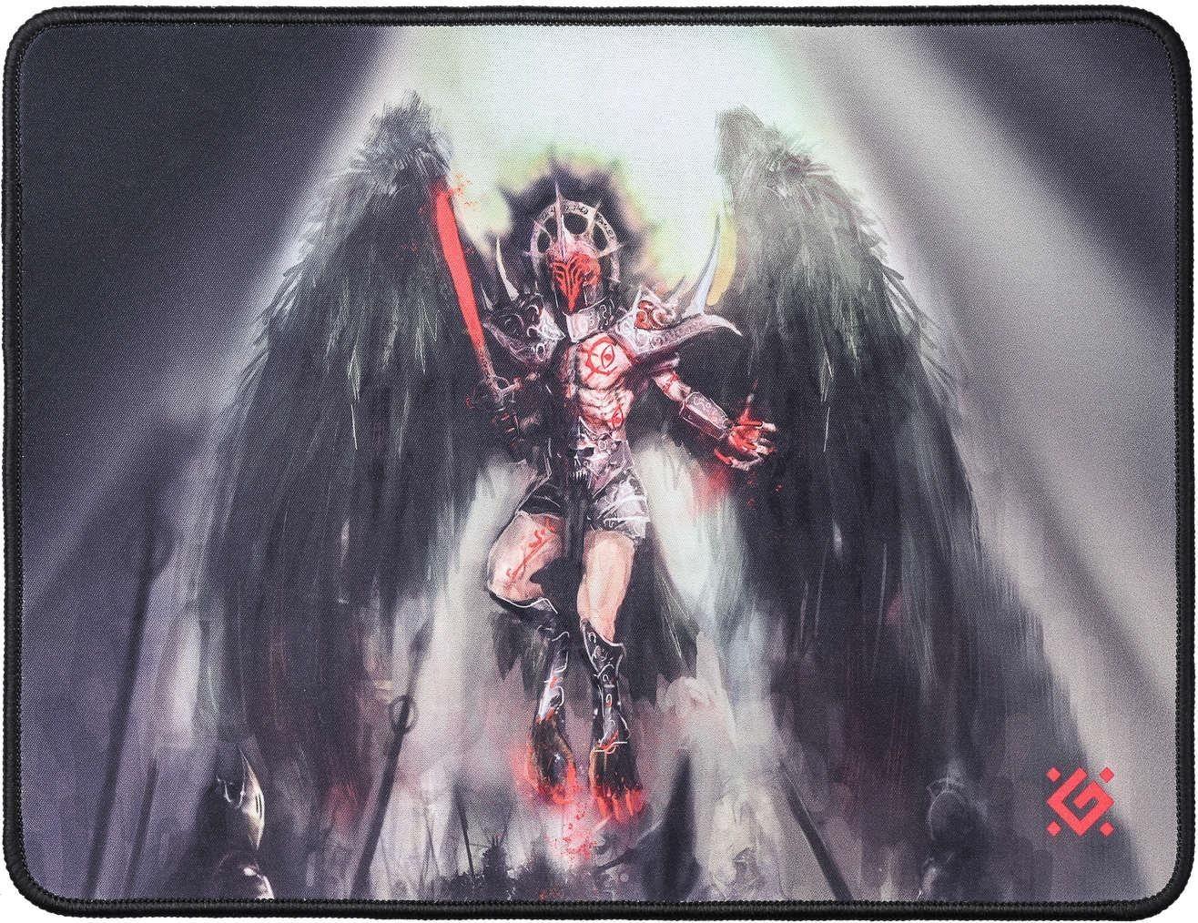 Defender Podkładka Gaming ANGEL OF DEATH M 360x270x3mm