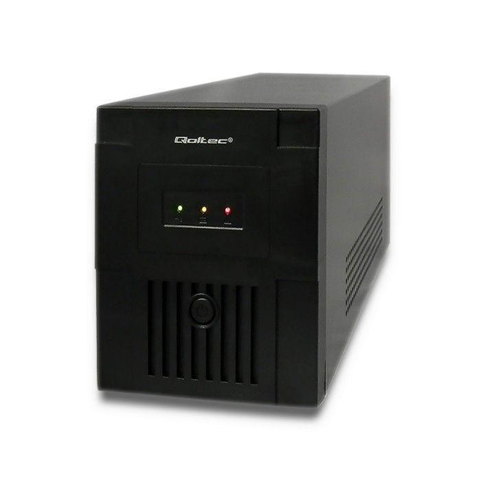 Qoltec Zasilacz awaryjny UPS MONOLITH | 1200VA | 720W