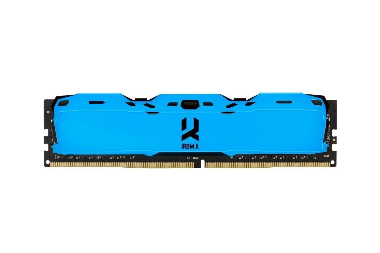 GoodRam Pamięć DDR4 IRDM X 8GB 3000MHz CL16 1,35V Blue