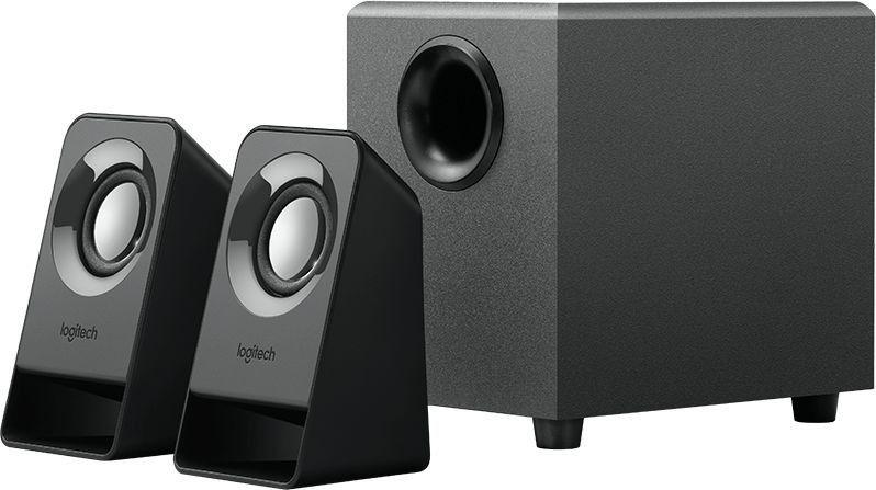 Logitech 980-001269? Z211 Compact USB Powered Speakers - 3.5 MM - EMEA