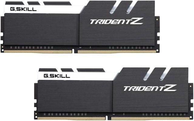 GSkill TridentZ Series - DDR4 - 16 GB: 2 x 8 GB - DIMM 288-PIN - ungepuffert