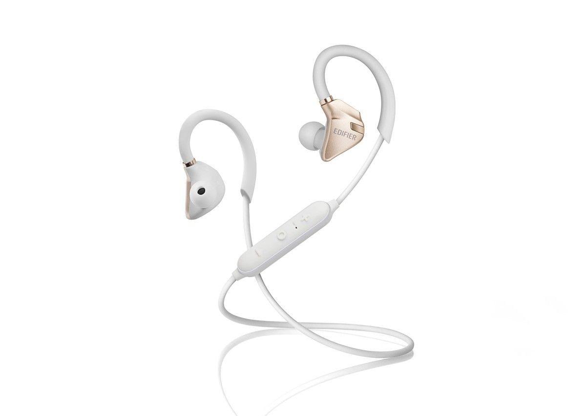 Edifier Słuchawki W296BT bezprzewodowe Bluetooth białe